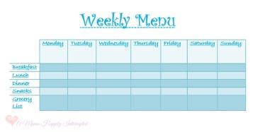 weekly menu2