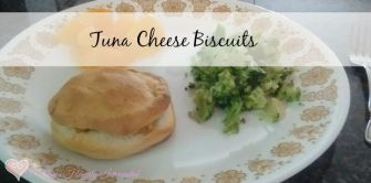 Tuna Cheese Biscuits