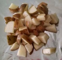 Honey Vegetable Foil Packet